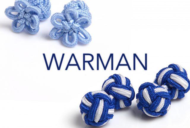 warmanのクレストボタン