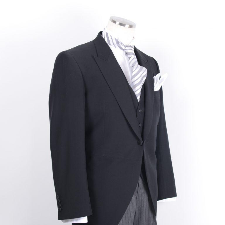 フォーマルウェアーの代表格「モーニングコート」について~スタイル、仕様、合わせるアクセサリー、徹底解説~
