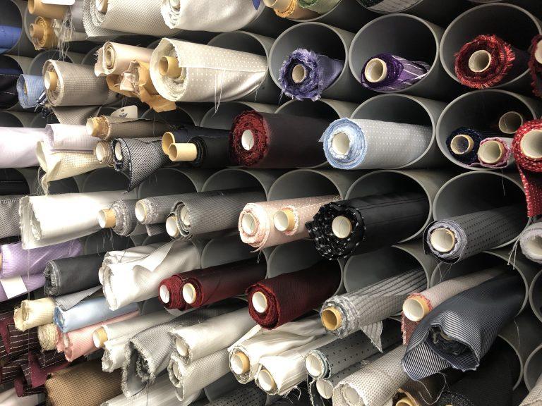 オリジナルのジャガード生地を織るには。