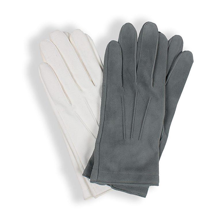 メンズフォーマル専門メーカーならではのフォーマル用手袋!〜セーム革(鹿革)手袋